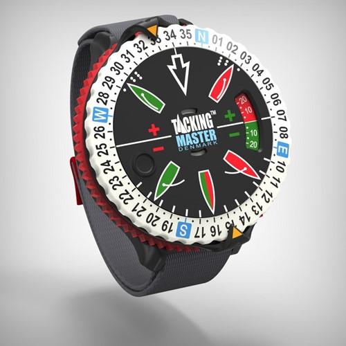 Tacking Master Tactisch Horloge