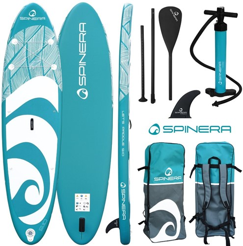 Spinera Let's Paddle Sup 9'10 - Complete set - 300x76x15cm