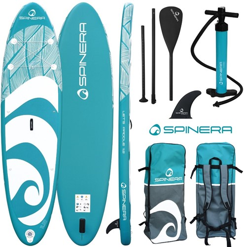Spinera Let's Paddle Sup 11'2 - Complete set - 340x82x15cm